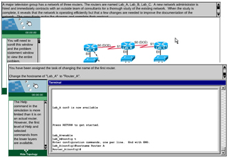Boson NetSim Network Simulator. The Cisco Network Simulator, Router Simulator & Switch Simulator. The Boson NetSim Network Simulator is an application that simulates Cisco Systems' networking hardware and software and is designed to aid the .