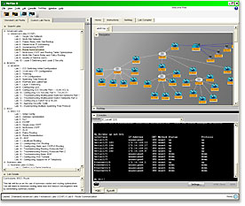 how to topology and configs in boson netsim 8 rh blog boson com CCNP Lab CCNA Practice Labs