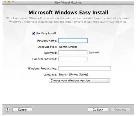 microsoft windows easy install dot net quest