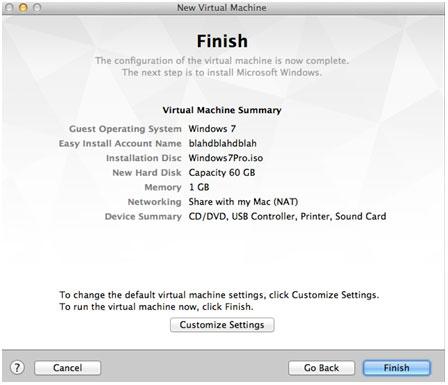 finish vm set up dot net quest