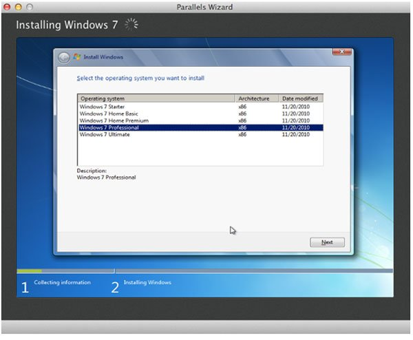 installing windows 7 dot net quest 3